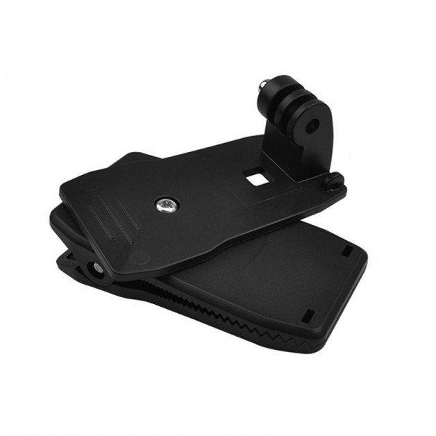 Snabbfäste / klämma till GoPro-kamera 360 grader