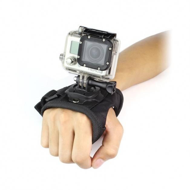 Handfäste för GoPro 360 grader