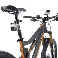 Fäste GoPro till Cykelstyre och sadelstolpe - Cykelfäste