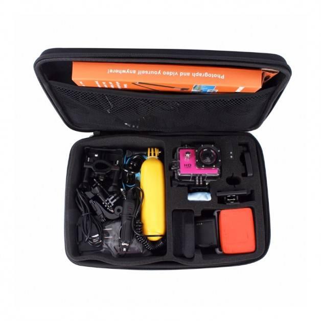 Stor förvaringsväska för kamera och tillbehör