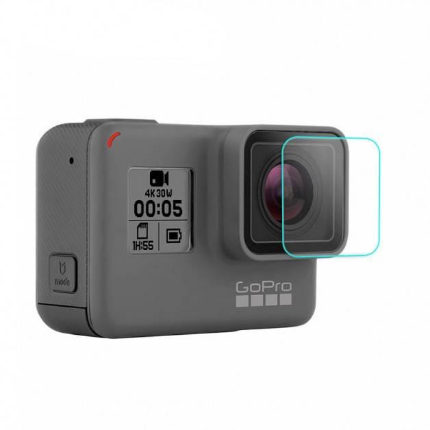 Linsskydd Härdat Glas till GoPro Hero5