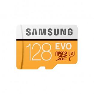 Samsung microSD EVO 128GB (R100/W90 Mb/s) Minneskort SDXC
