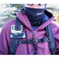 Snabbfäste / klämma för ryggsäck till GoPro