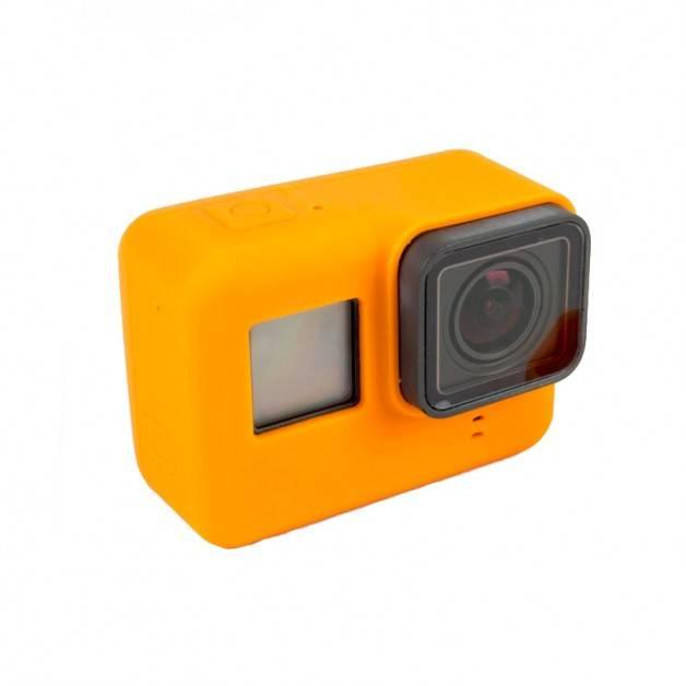 Silikonskal till GoPro Hero5 - Orange