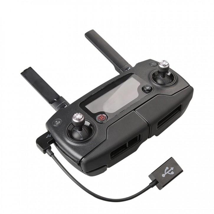 Bild av Adapter / Datakabel för iPhone/Android till DJI Mavic 2 Pro/Zoom /