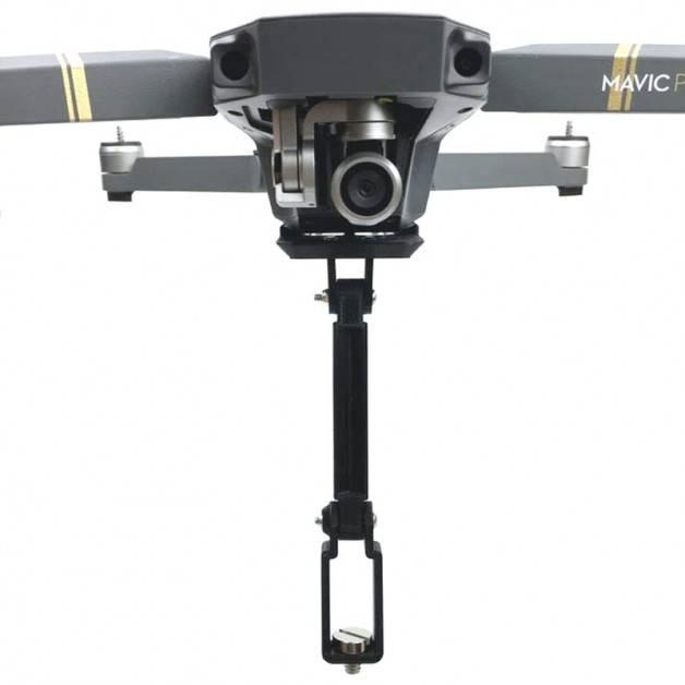 Fäste / hållare för kamera / tillbehör till DJI Mavic Pro - Undersida - Kit