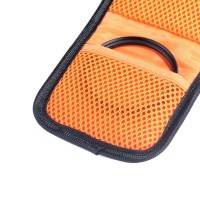 Liten förvaringsväska för filter - 3 fack