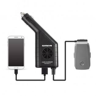 Batteriladdare för bil till DJI Mavic 2 Pro / Zoom