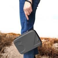 Mellan förvaringsväska för DJI Osmo Pocket 1/2 och tillbehör - Grå