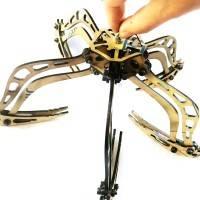 Gripklo Mantis Claw Upplockare för Drönare
