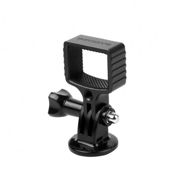 """Adapter Osmo Pocket till GoPro-fäste och 1/4"""" skruvfäste inkl. låsskruv - Aluminium"""