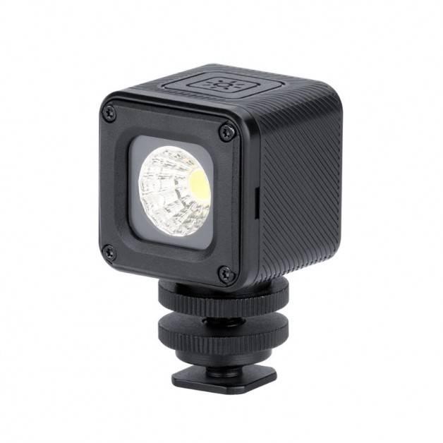 Ulanzi L1 Pro Vattentät Belysning LED för foto / video - 1000mAh internt batteri - 900 Lux - Kit