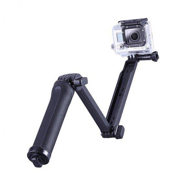 Handstativ - Selfiepinne - Tripod 200-620mm