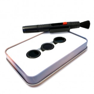 PRO-mounts Filter 3-pack PRO - ND8/PL + ND16/PL + ND32/PL till DJI Mavic 2 Zoom - Kit