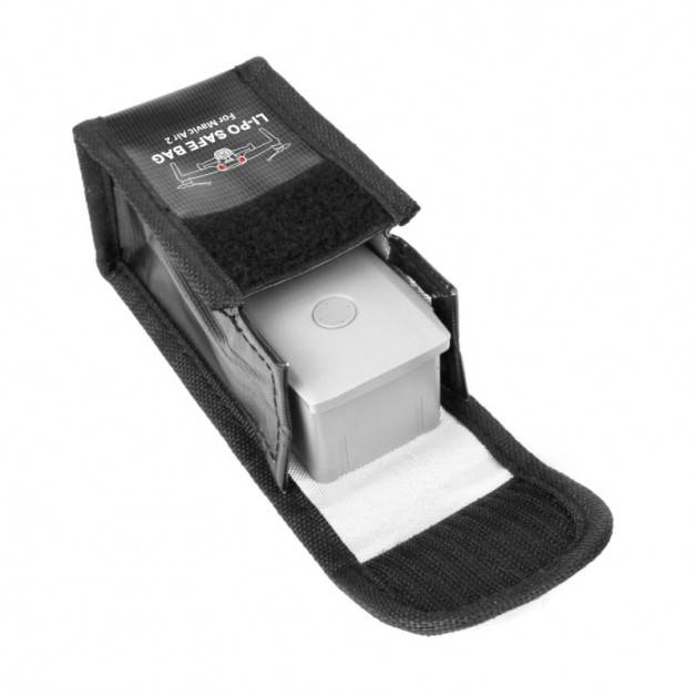 Väska / Skydd för batterier till DJI Mavic Air 2
