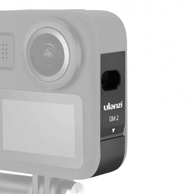 Ulanzi GM-2 Batterilucka med genomföring USB till GoPro MAX