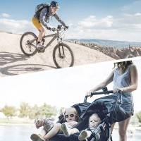 Baseus Miracle Bicycle Mount - Mobilhållare för Cykel