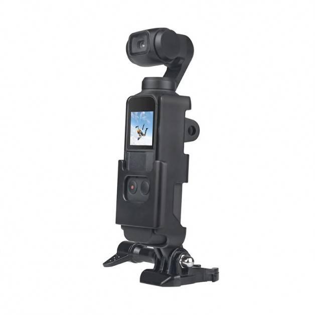 Skyddsram till Osmo Pocket 2 med dubbla GoPro-fästen
