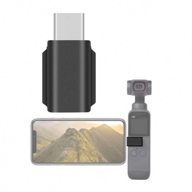 Mobiladapter för DJI Osmo Pocket 1/2 till Android - USB-C