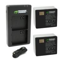 Wasabi Power Batterier och Batteriladdare - Dubbel - för Arlo Ultra / Pro 3 - Paket