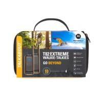 Motorola Walkie-talkie Talkabout T82 Extreme twin-pack