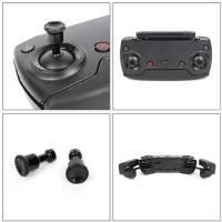 Stick till DJI Mavic Air / Mini / Mavic 2 Pro/Zoom  fjärrkontroll - 2-pack Aluminium - Svart